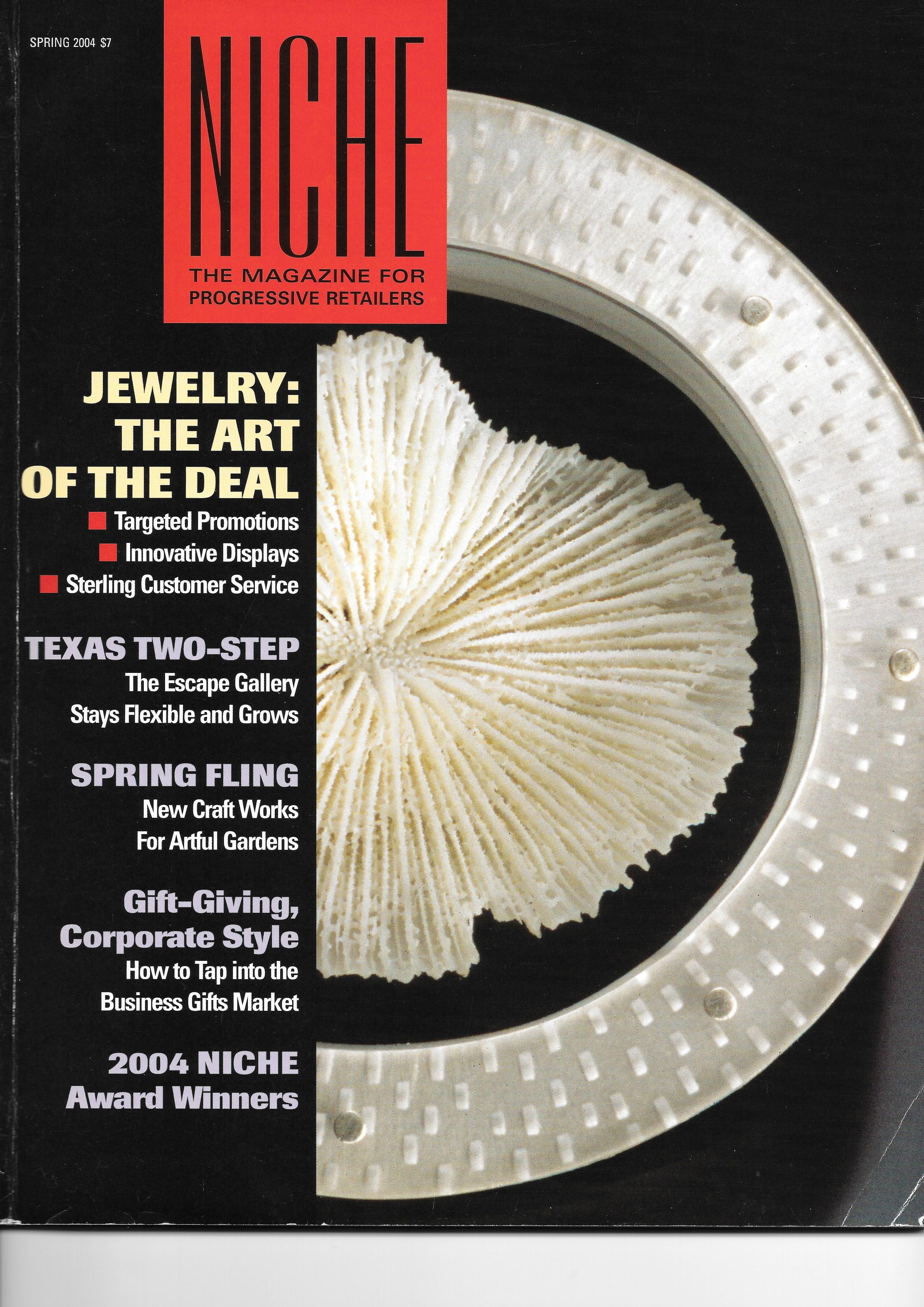 Spring 2004 Niche Magazine