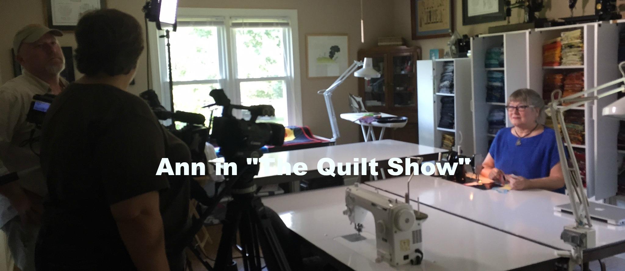 Ann in Quilt Snow, Final